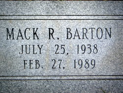 Mack R. Barton