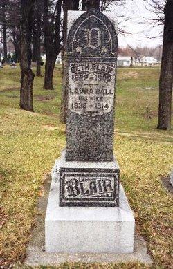 Laura <i>Ball</i> Blair