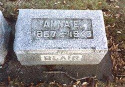 Anna Elizabeth <i>Dowse</i> Blair
