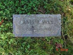Agnes Bertha Swan