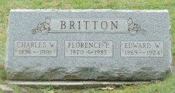 Charles W Britton