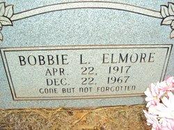 Bobbie Lorene <i>Harding</i> Elmore