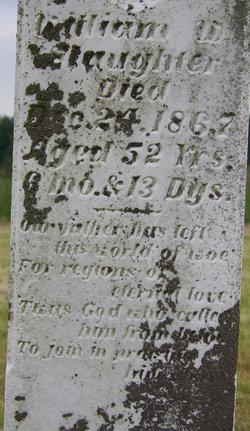 William W. Slaughter