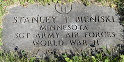 Stanley T Bieniski