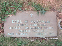Earl Hubert Warsham