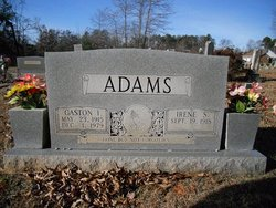 Gaston Isom Adams