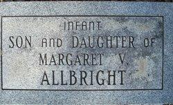 Infant Daughter Allbright
