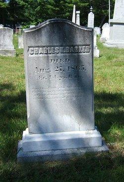 Charles K Barker