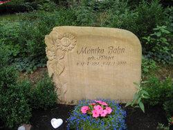 Monika <i>Pfl�ger</i> Jahn