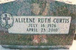 Alieene Ruth <i>Yates</i> Curtis
