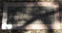 Elta <i>West</i> Higgins