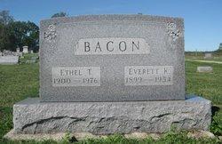 Ethel T. <i>Truster</i> Bacon