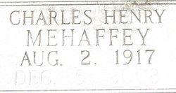 Charles Henry Mehaffey
