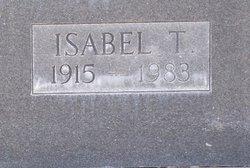 Ada Isabel <i>Turner</i> Daniels