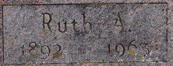 Ruth A. Alexander