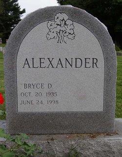 Bryce Alexander