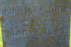 John Hudson Baldwin