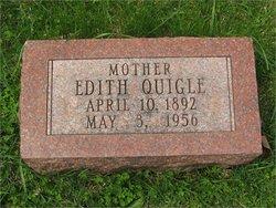 Edith <i>Quigle</i> Emory