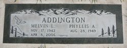 Melvin L Addington