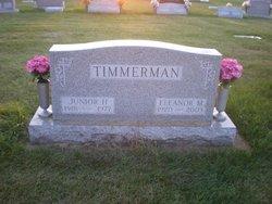 Eleanor M. <i>Richards</i> Timmerman