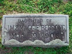 Daughter Berrong