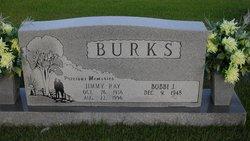 Jimmy Ray Burks