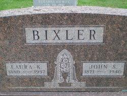 John S Bixler