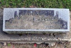 Sadie J. <i>Bushman</i> Barnett