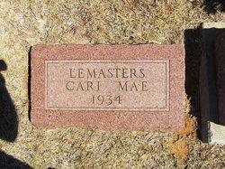 Cari Mae Lemasters
