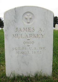 James A Mularkey