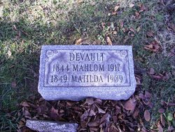 Mahlon Richard DeVault
