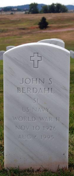 John Stewart Berdahl