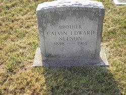Calvin Edward Nelson