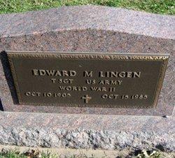 Edward M Lingen
