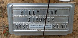 Billy Ray Herbie Girdner