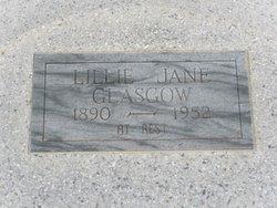Lillie Jane <i>Alexander</i> Glasgow