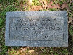 April Marie Austin