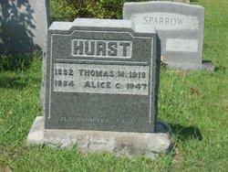 Thomas M. Hurst