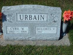 Cyril William Billy Urbain