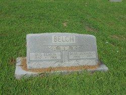 Sarah Elizabeth Bess <i>Jennings</i> Belch