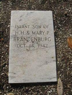 Infant (Male) Brandenburg
