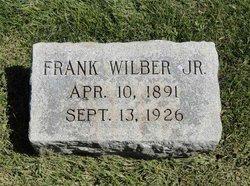 Frank Wilber Hatch, Jr