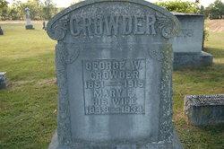 Mary Crowder