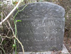 Carrol Halyard