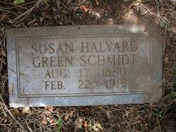 Susan <i>Halyard</i> Schmidt