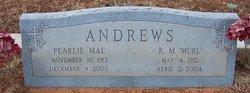 Pearlie Mae <i>Warner</i> Andrews