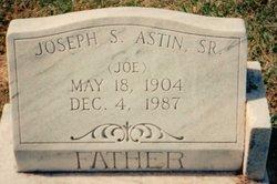Joseph S Joe Astin, Sr