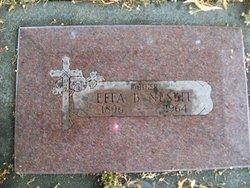 Effa Belle <i>Graves</i> Nesbit