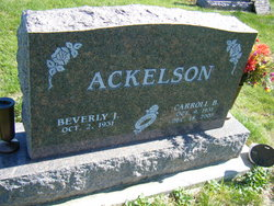 Beverly J. Ackelson