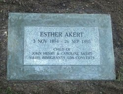 Esther Akert